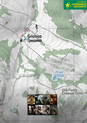 Chernarus Map Collection